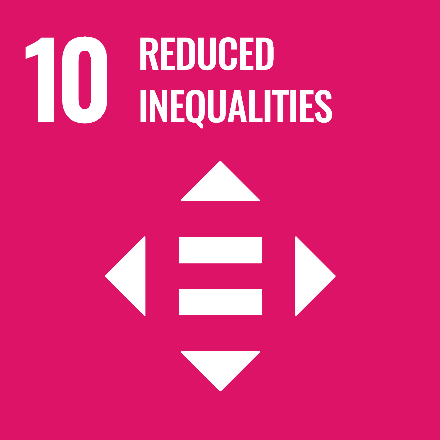 SDG 10: Reduce Inequality Within and Among Countries